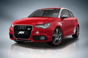 12884530671346269332 300x199 Abt styling and tuning program for Audi A1 released