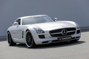 1322467614567359571 300x199 Hamann adds first bolt on parts for Mercedes SLS AMG