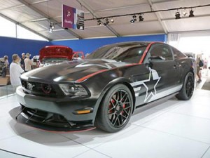 172142502388187958 300x225 One off SR 71 Mustang by Roush & Shelby auctions for $375K