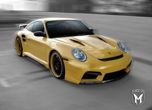 1911464401802991034 300x217 Porsche 911 Turbo body kit by Misha Design