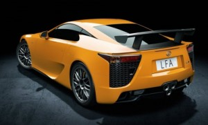 7310774 300x181 Lexus LFA Nurburgring Edition package