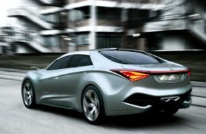 8189886 300x196 Hyundai i40 four door coupe version planned rumors