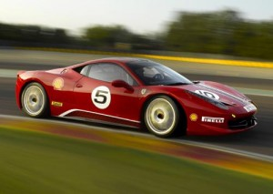 8486363963769748 300x213 Ferrari 458 Challenge hits Vallelunga track first real pics