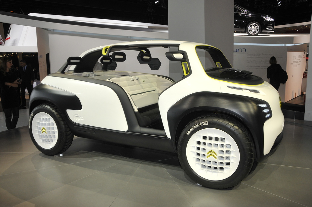 2010 Citron Lacoste Concept Photospricespecificationsreviews