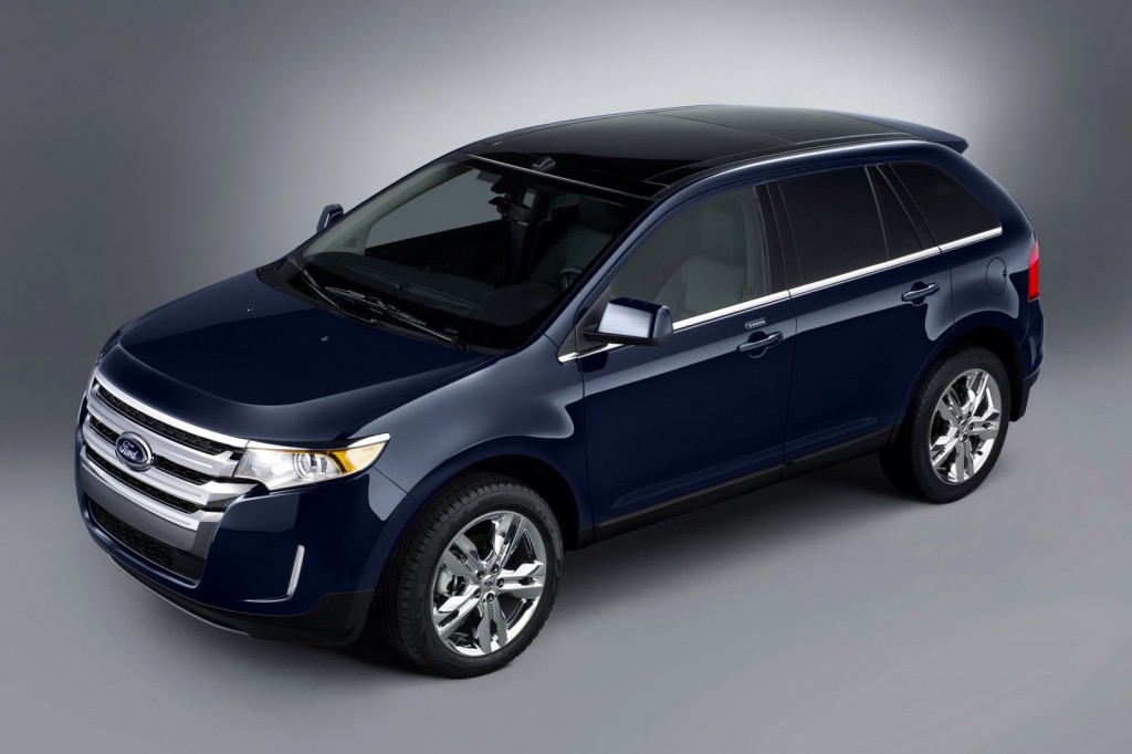 2010 Ford Edge China 16 1024x682 Ford Edge SUV  Photos,Price,Specifications,Reviews