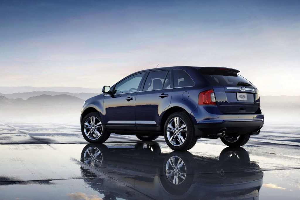 2010 Ford Edge China 18 1024x682 Ford Edge SUV  Photos,Price,Specifications,Reviews