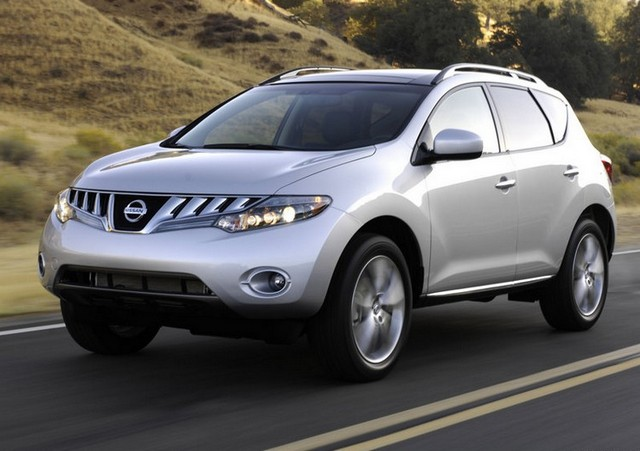 2010 Nissan Murano 01  2010 Nissan Murano  Photos,Price,Specifications,Reviews