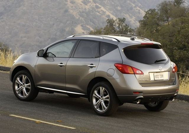 2010 Nissan Murano 12  2010 Nissan Murano  Photos,Price,Specifications,Reviews