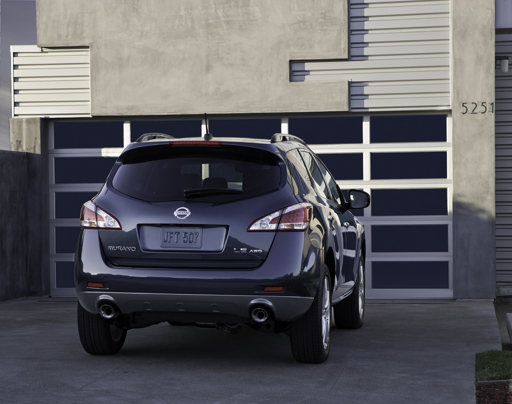 2010 Nissan Murano Photos Price Specifications Reviews