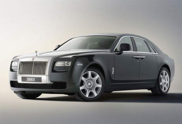 2010 Rolls Royce Ghost Sedan 2 2010 Rolls Royce Phantom Coupe  Photos,Price,Specifications,Reviews
