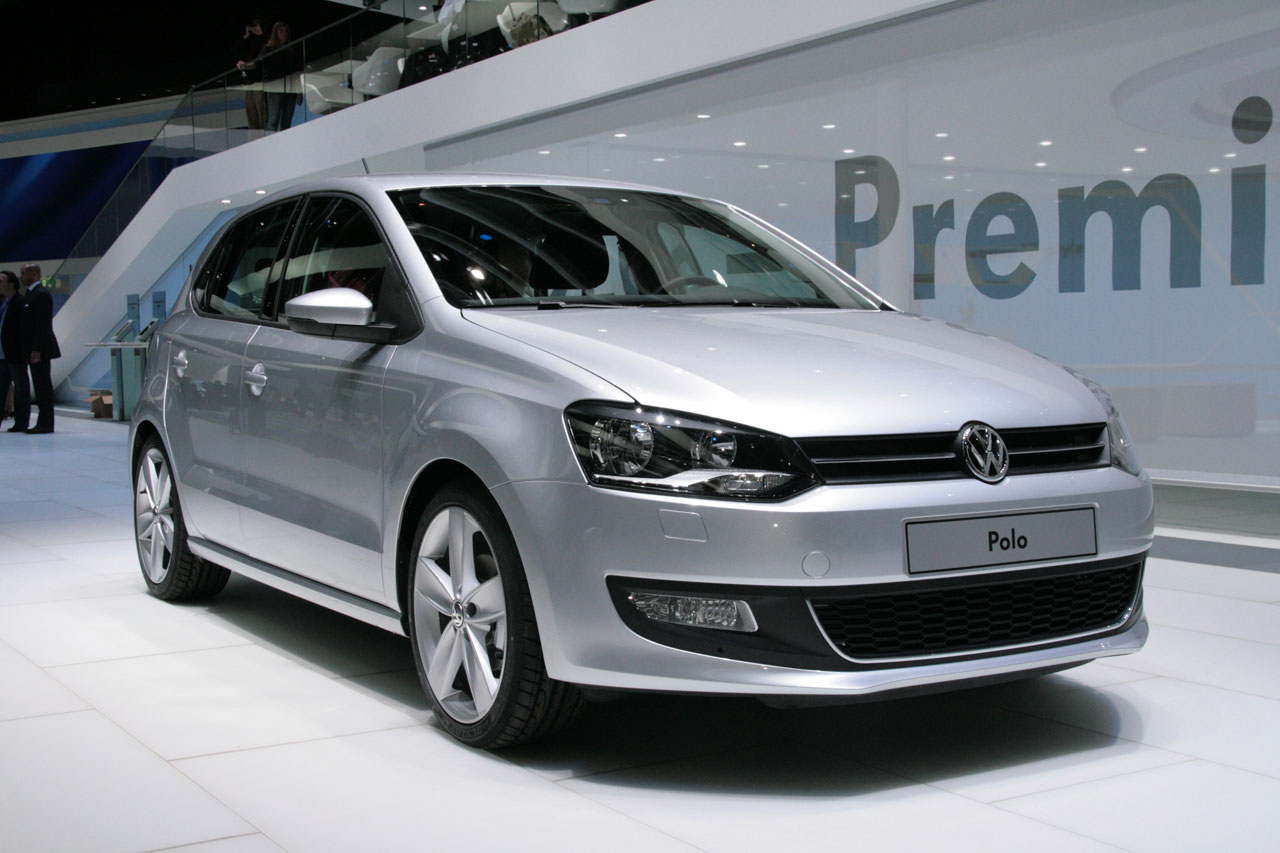 2010 Volkswagen Polo 1.2L -Photos,Price,Specifications ...