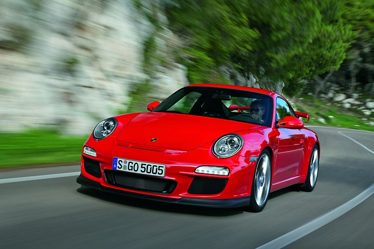 2010 Porsche 911 GT3 -Photos,Price,Specifications,Reviews ...