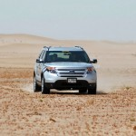 2011 Ford Explorer Dubai Testing 10 150x150 Ford explorer 2011   Specification, Price & Release date