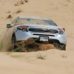 2011 Ford Explorer Dubai Testing 6 150x150 Ford explorer 2011   Specification, Price & Release date