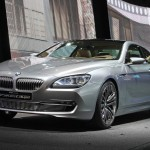2011 New BMW 6-Series Coupe Concept