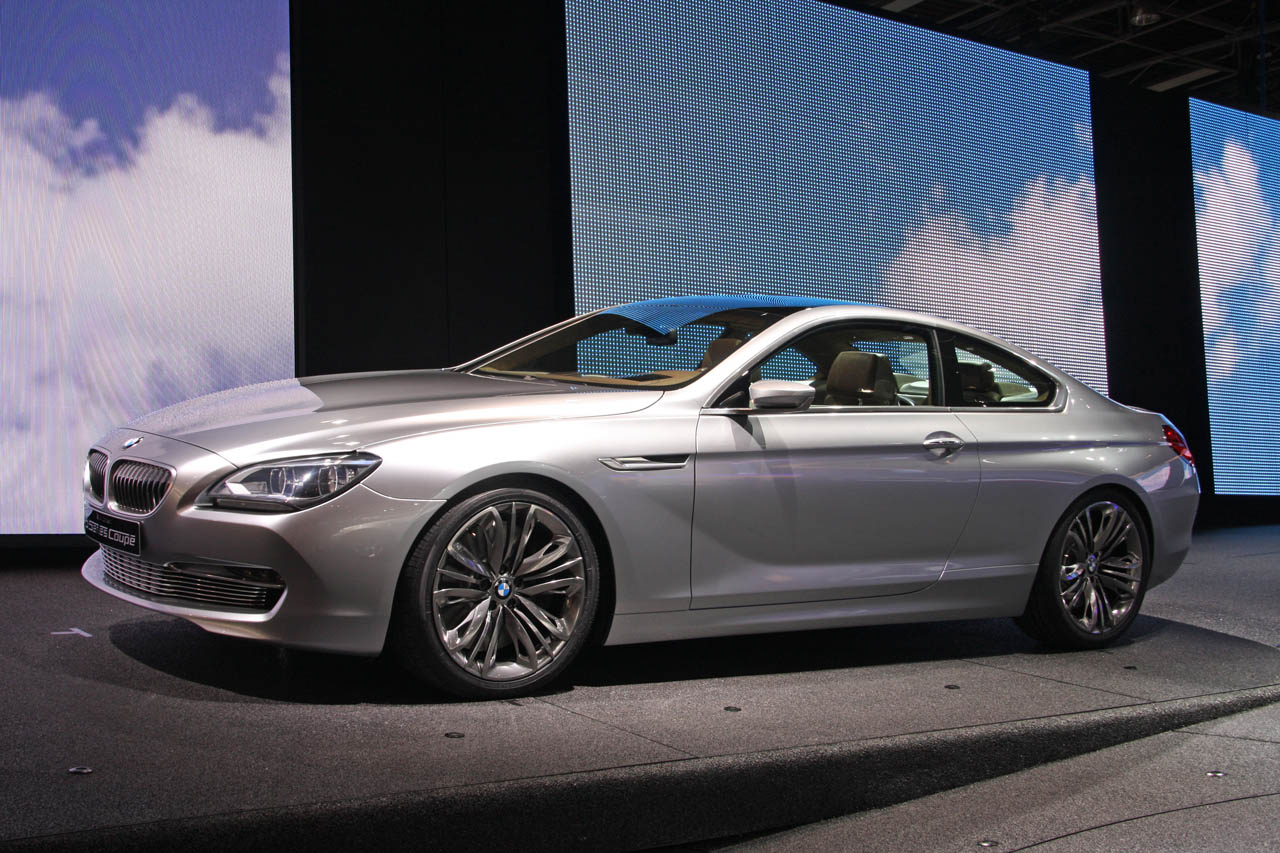 2011 New Bmw 6 Series Coupe Concept Photos Specifications