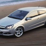 2011 Opel Astra Sports Coupe (1)