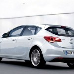 2011 Opel Astra Sports Coupe