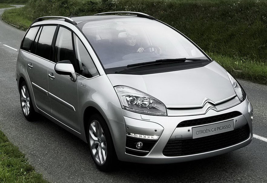 new 2011 citroen c4 picasso price photos specifications. Black Bedroom Furniture Sets. Home Design Ideas