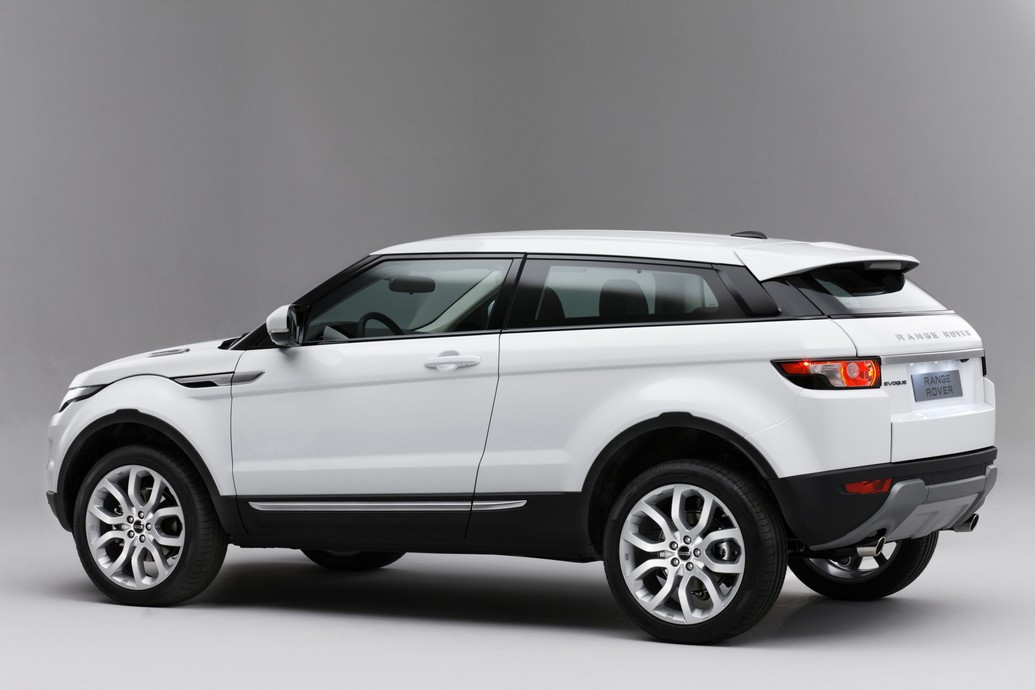2012 range rover evoque photos price specifications. Black Bedroom Furniture Sets. Home Design Ideas