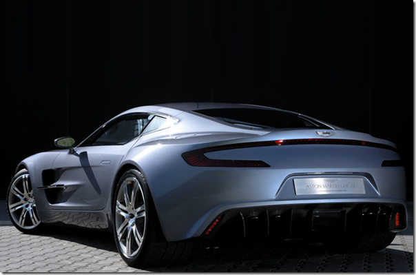 2 thumb1 2011 Aston Martin One 77  Photos,Price,Specifications,Reviews