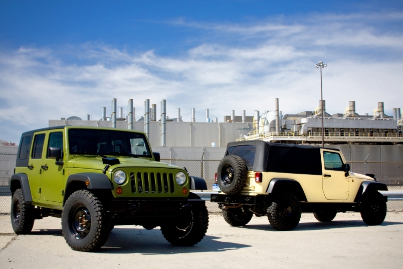 AEV J8 MILSPEC 2011 Jeep J8 Wrangler  Photos,Price,Specifications,Reviews