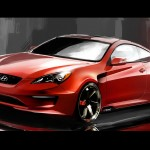 ARK SEMA Hyundai Genesis Coupe V6 100 150x150 2011 Hyundai Genesis Coupe 2.0T  Photos,price,Specifications,Reviews