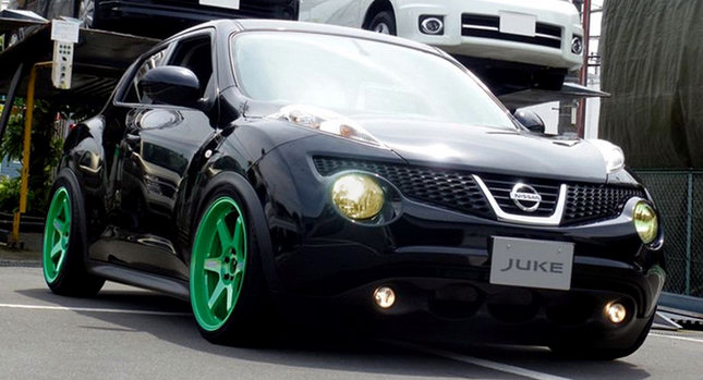 Nissan Juke Tune 1 2011 Nissan Juke  Photos,Price,Specifications,Reviews