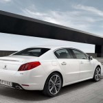 Peugeot 508 2011 Rear Side Speed 670x478 150x150 2011 Peugeot 508 Photos,Specifications,Reviews,Price
