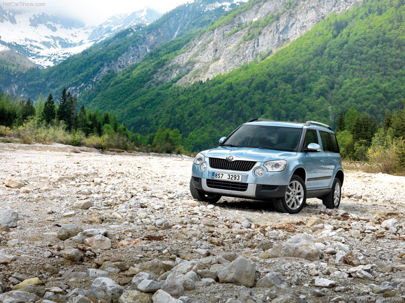 Skoda Yeti 2010 800x600 wallpaper 06 Skoda Yeti first drive Photos,Price,Specifications,Reviews