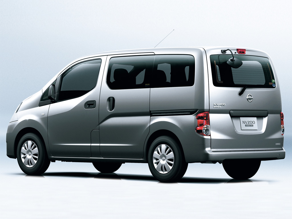 2011 nissan nv200 vanette reviews photos price specifications