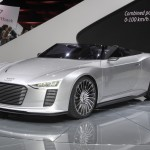 paris audi roadster concept 01 1035 150x150 2011 Audi e tron Spyder  Photos,Price,Specifications,Reviews