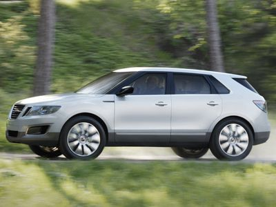 saab 9 4x biopower concept 2010 Saab 9 4X  Price,Photos,Specifications,Reviews