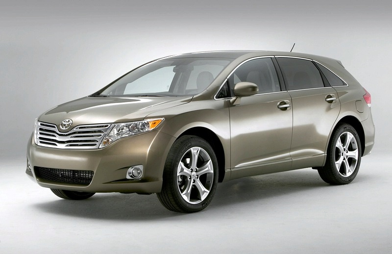 11 Venza JPEG 2011 Venza from Toyota