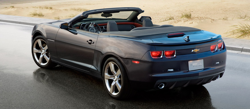 11 che cam ovr openingsoon camaroconvertible 01 2011 Neiman Marcus Edition Chevrolet Camaro   Photos, Price, Specifications, Reviews