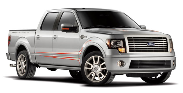 11f150harleyrrpass02opt 2011 Ford Harley Davidson F 150   Photos, specifications, Reviews