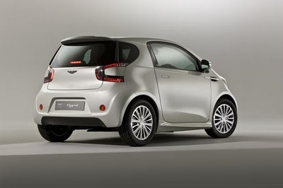 2011 Aston Martin Cygnet   Photos, Price, Specifications, Reviews