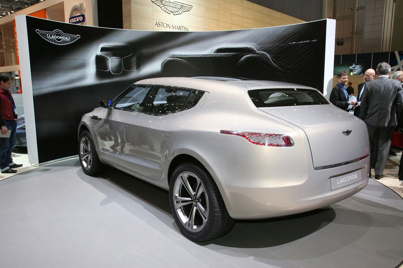 2011 Aston Martin Lagonda Suv Photos Reviews