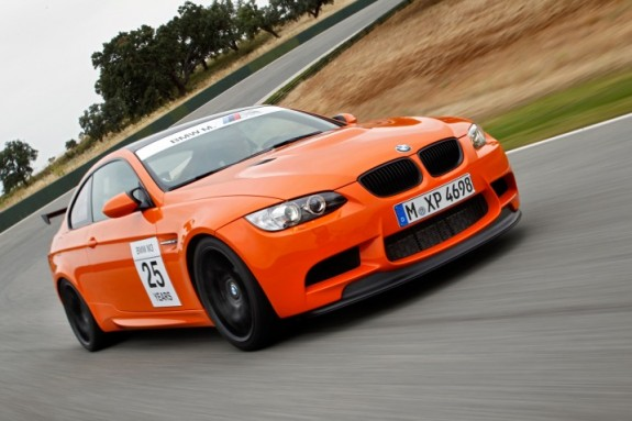 2011 BMW M3 GTS Front Angle View 575x383 2011 BMW M3 GTS   Reviews, Photos, Price, Specifications
