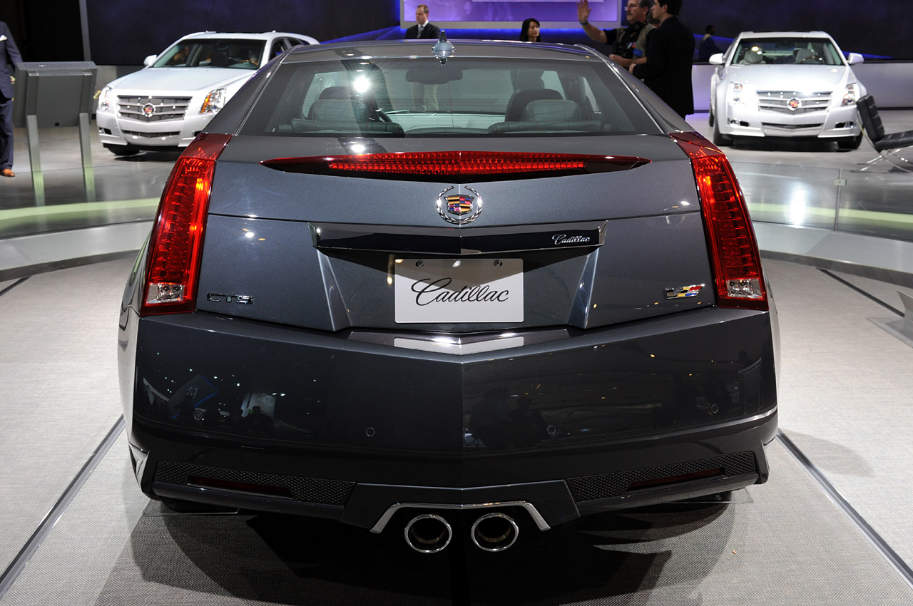 2011 Cadillac CTS Couep,Hennessey V700 -Reviews ...