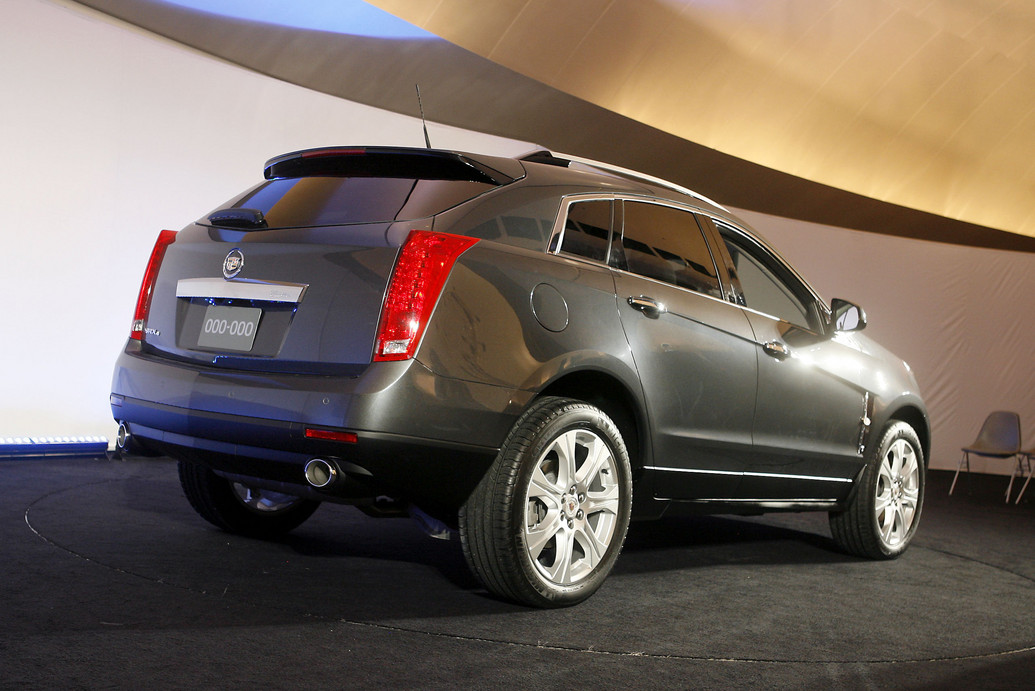 2011 Cadillac Srx Photos Price Reviews Specifications