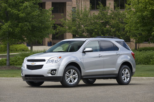 2011 Chevrolet Equinox 022 2011 Chevrolet Equinox   Specifications, Reviews, Photos, Price