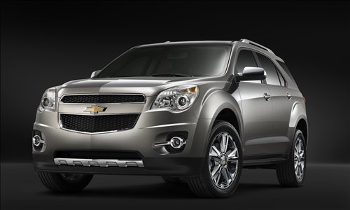 2011 Chevrolet Equinox Pic1 2011 Chevrolet Equinox   Specifications, Reviews, Photos, Price