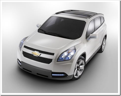 2011 Chevrolet Orlando thumb New 2011 Chevrolet Orlando  Price,Photos,Specifications,Reviews