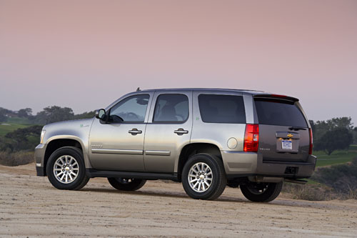 2011 Chevrolet Tahoe 003 2011 Chevrolet Tahoe   Reviews, Photos, Price, Specifications
