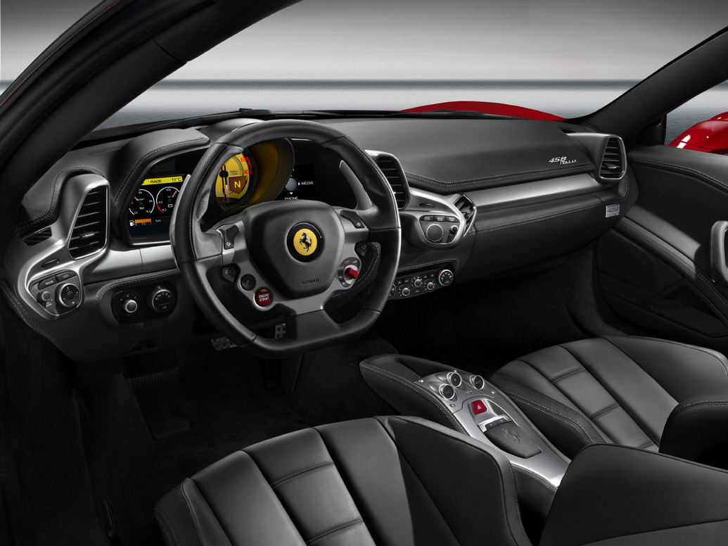 2011 ferrari 458 italia – photos, price, specifications, reviews