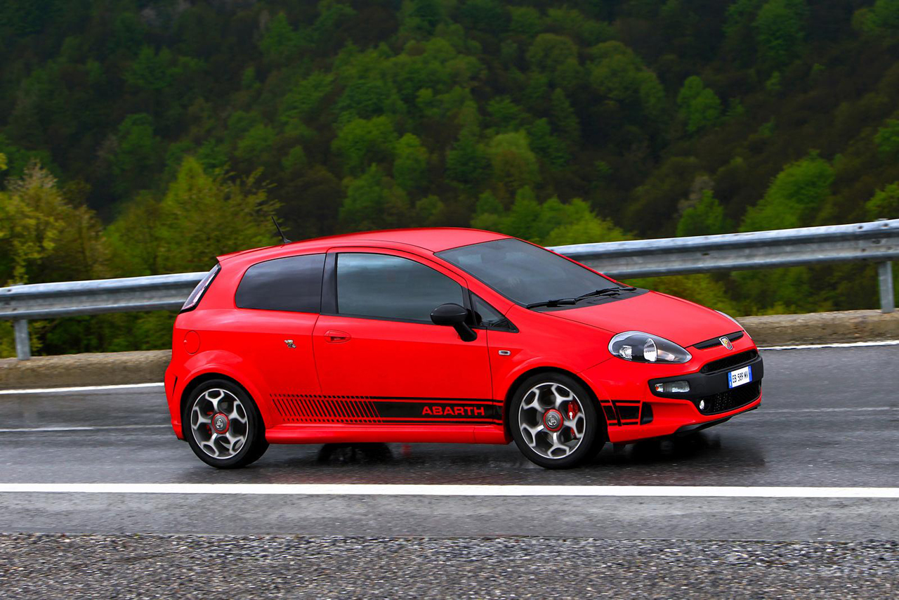 2011 Fiat Punto Evo Abarth Reviews Specifications