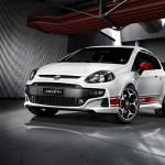 2011 Fiat Punto Evo Abarth Front Angle View 150x150 2011 Fiat Punto Evo Abarth   Reviews, Specifications, Photos