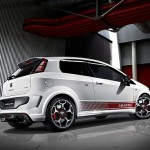 2011 Fiat Punto Evo Abarth Rear Side View 150x150 2011 Fiat Punto Evo Abarth   Reviews, Specifications, Photos