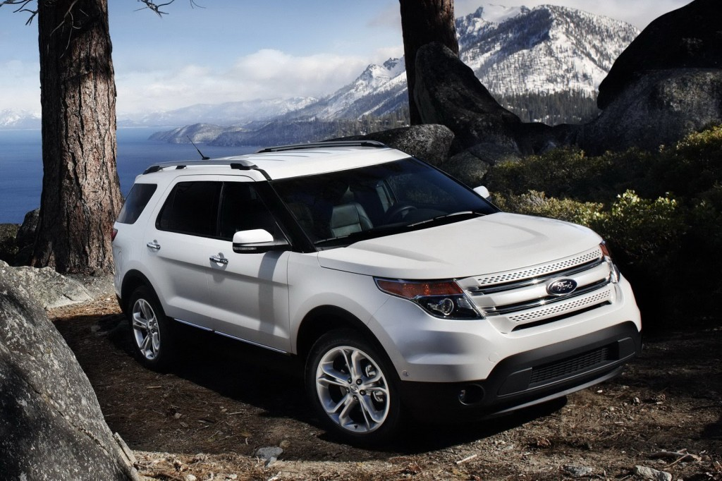 2011 Ford Explorer SUV 1 1024x682 2011 Ford Explorer SUV   Photos, Price, Reviews, Specifications
